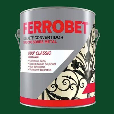Convertidor ferrobet duo classic verde noche 1 L