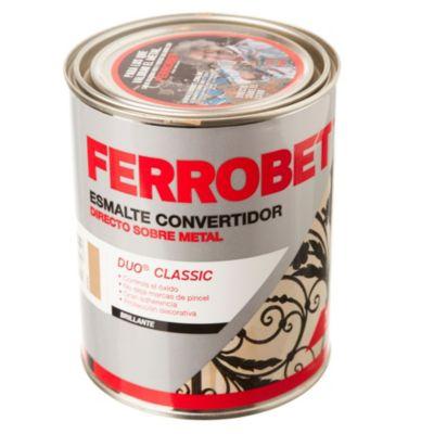 Convertidor ferrobet duo classic beige 1 L