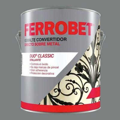 Convertidor ferrobet duo classic gris 4 L
