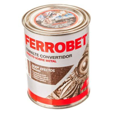 Convertidor ferrobet duo forjado hierro antiguo 0.5 L