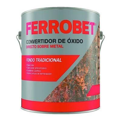 Convertidor de óxido ferrobet blanco 0.5 L