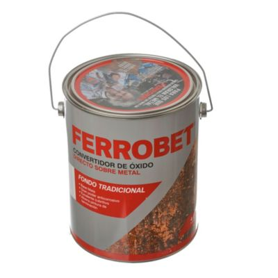 Convertidor de óxido ferrobet blanco 4 L