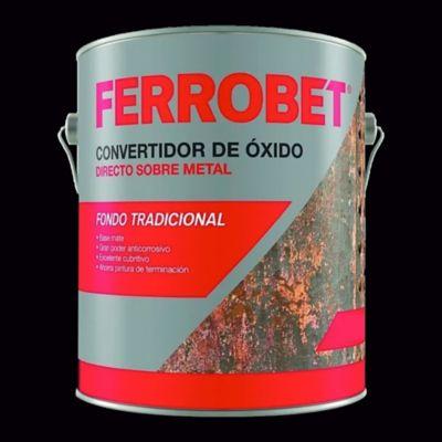Convertidor de óxido ferrobet negro 1 L