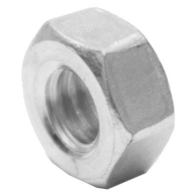 """Tuerca hexagonal Unc 1/4"""" 100 u"""