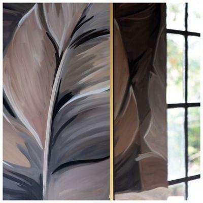 Tapacanto biselado pintado
