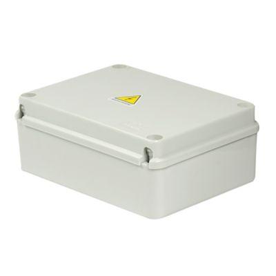 Caja de paso y derivación 190 x 140 x 70 mm