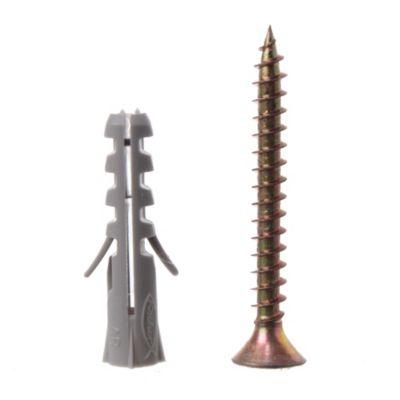 Tarugo s6 + tornillo tmf 21 x 35 por 50 u