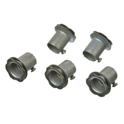 Pack de 5 u conectores de hierro 5/8