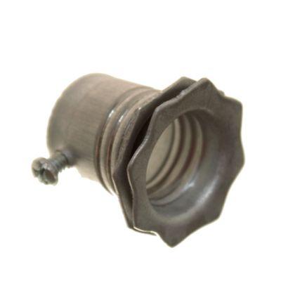 Pack de 5 u conectores de hierro 3/4