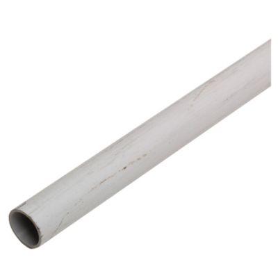 Caño de PVC rígido 25 mm gris 3 m