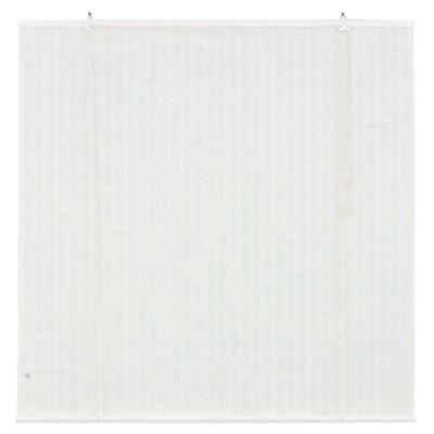 Cortina enrollable yute 100 x 100 cm