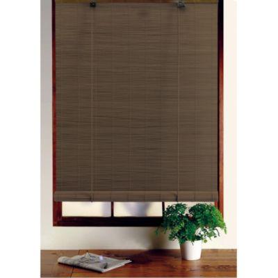 Cortina enrollable de bambu 120 x 220 cm