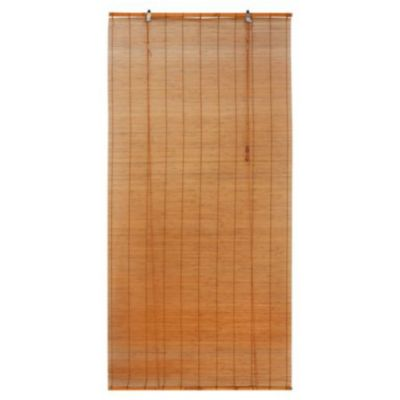 Cortina enrollable de bamboo 120 x 165 cm