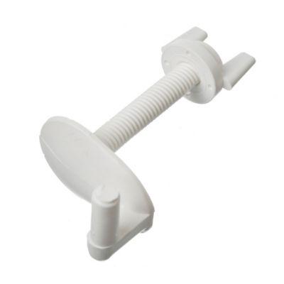 Par cabezales para asientos de inodoro pilar