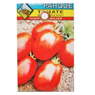 Semilla hortaliza tomate perita
