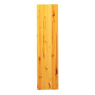 Tablero de pino encolado 200 x 60 cm