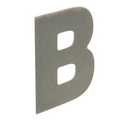 Letra -B- Bronce 6 cm