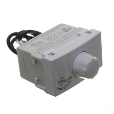 Módulo variador para ventilador blanco