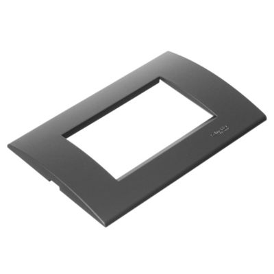 Tapa rectangular acero