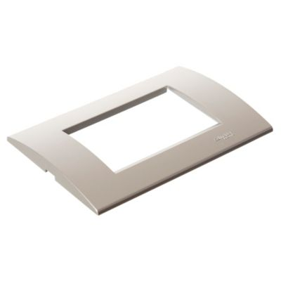 Tapa rectangular aluminio