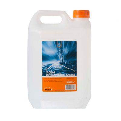 Agua desmineralizada x 5 l