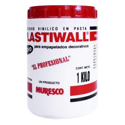 Adhesivo vinílico en pasta 1 kg