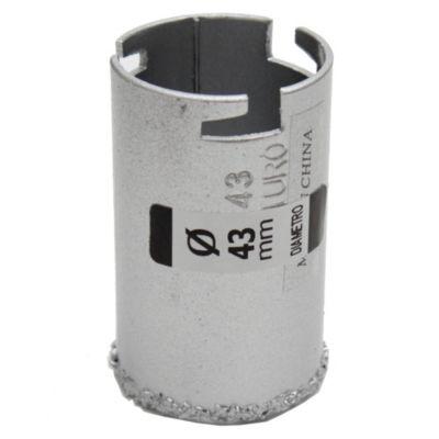 Mecha copa estándar diamantada 43 mm