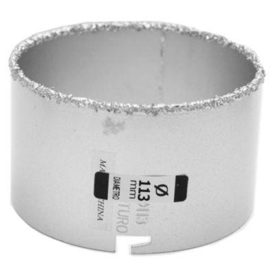 Mecha copa  estándar diamantada 113 mm