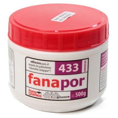 Adhesivo para poliestireno expandido 500 gr