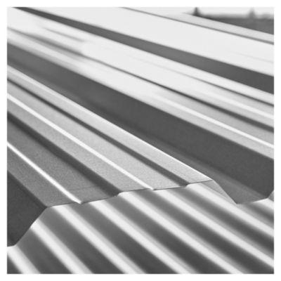 Chapa de cincalum trapezoidal 25 x 3 mts