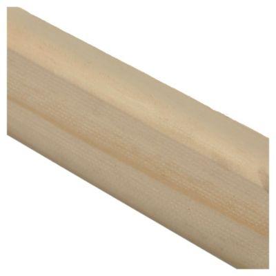 Contramarco de pino 3/4 x2 x 2.10 m natural