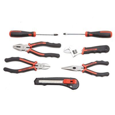 Kit de herramientas 7 piezas con funda