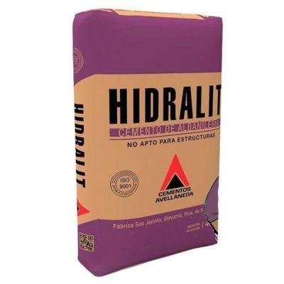Cemento albañilería 40 kg