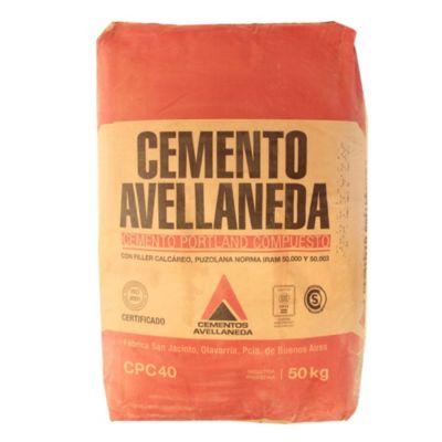 Cemento cpc 50 kg