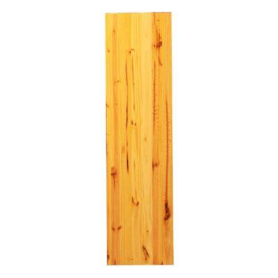 Tablero de pino encolado 200 x 30 cm