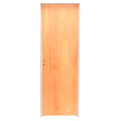 Puerta de interior pino 70 x 200 x 7 cm derecha