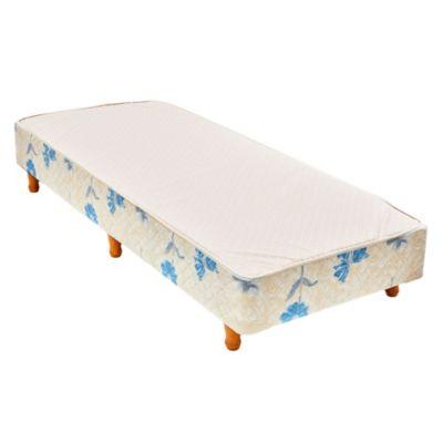 Sommier 1 plaza tela sábana