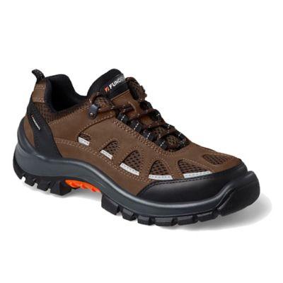 Zapatilla de seguridad Lander marrón n° 45