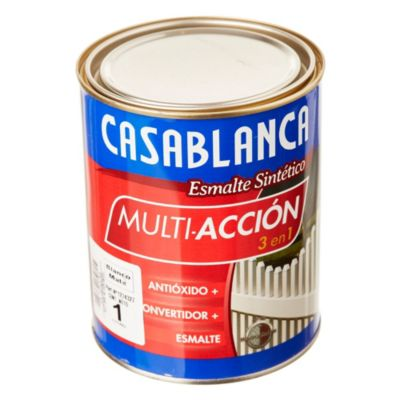 Esmalte classic multiacción blanco mate 1 L
