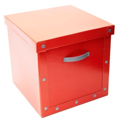 Caja colores int cubo 35 x 35 x 35 cm