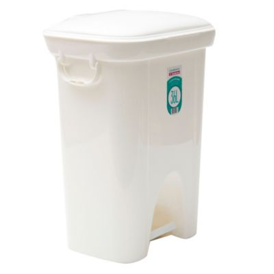 Contenedor de residuos con pedal y tapa 36 l