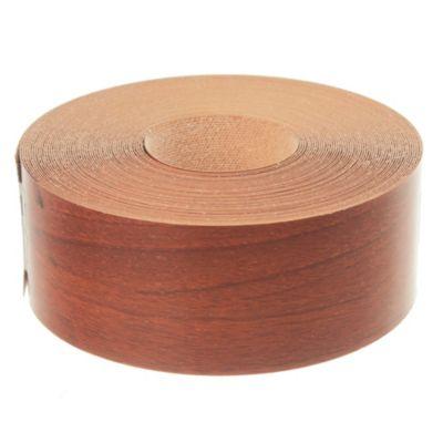 Tapacanto melamina 50 mm x 15 m cedro