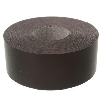 Tapacanto melamina 50 mm x 15 m negro