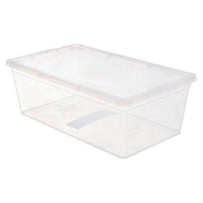Caja Plástica organizadora modubox 6 l