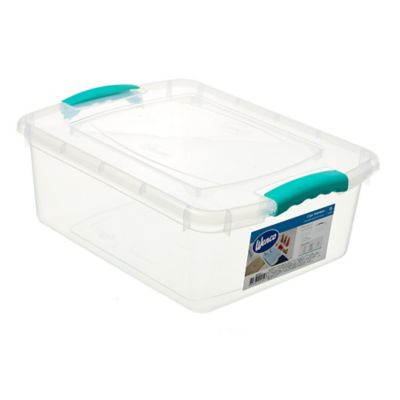 Caja plástica organizadora wenbox 15 l