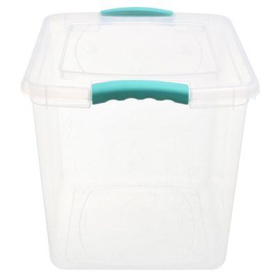 Caja plástica organizadora wenbox 28 l