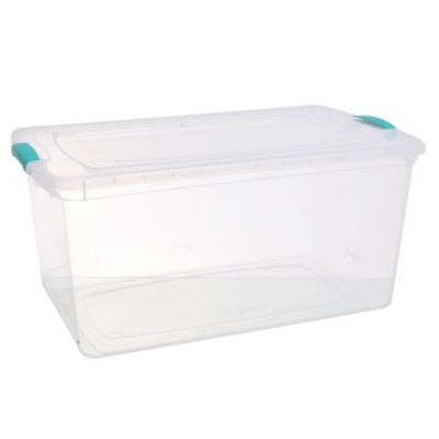 Caja plástica organizadora wenbox 61 l