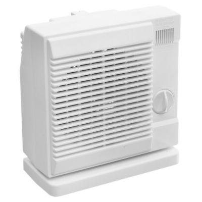 Caloventor eléctrico 1000/2000 W Blanco
