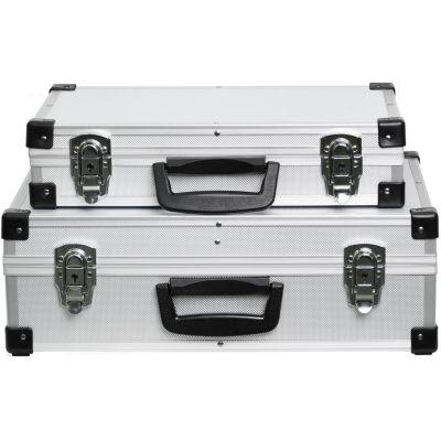 Caja de herramientas metálica