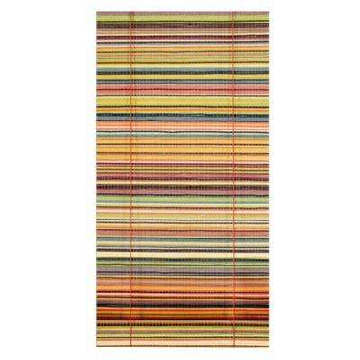 Cortina enrollable de bambu 150 x 220 cm